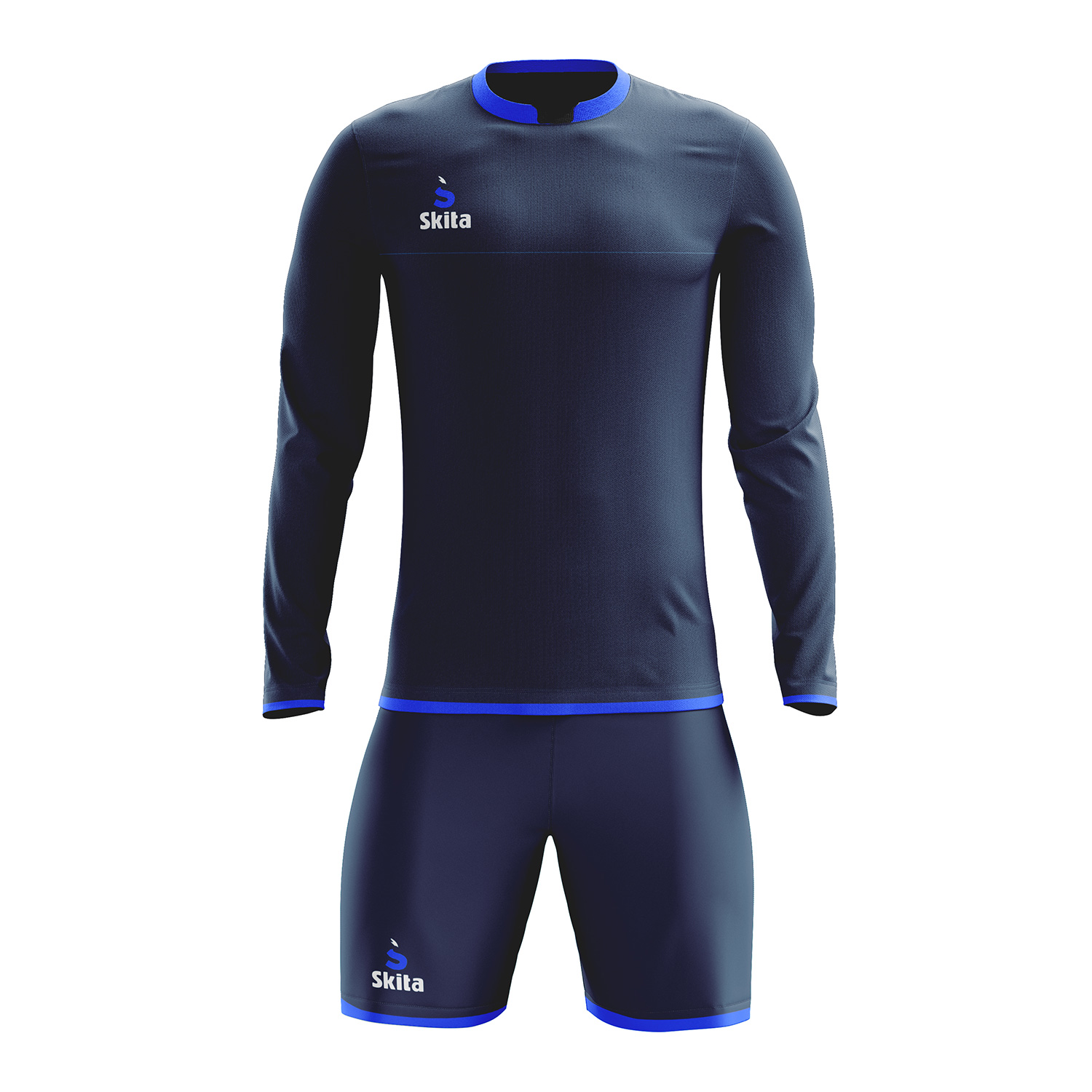 Maillot short Estoril (bleu nuit)