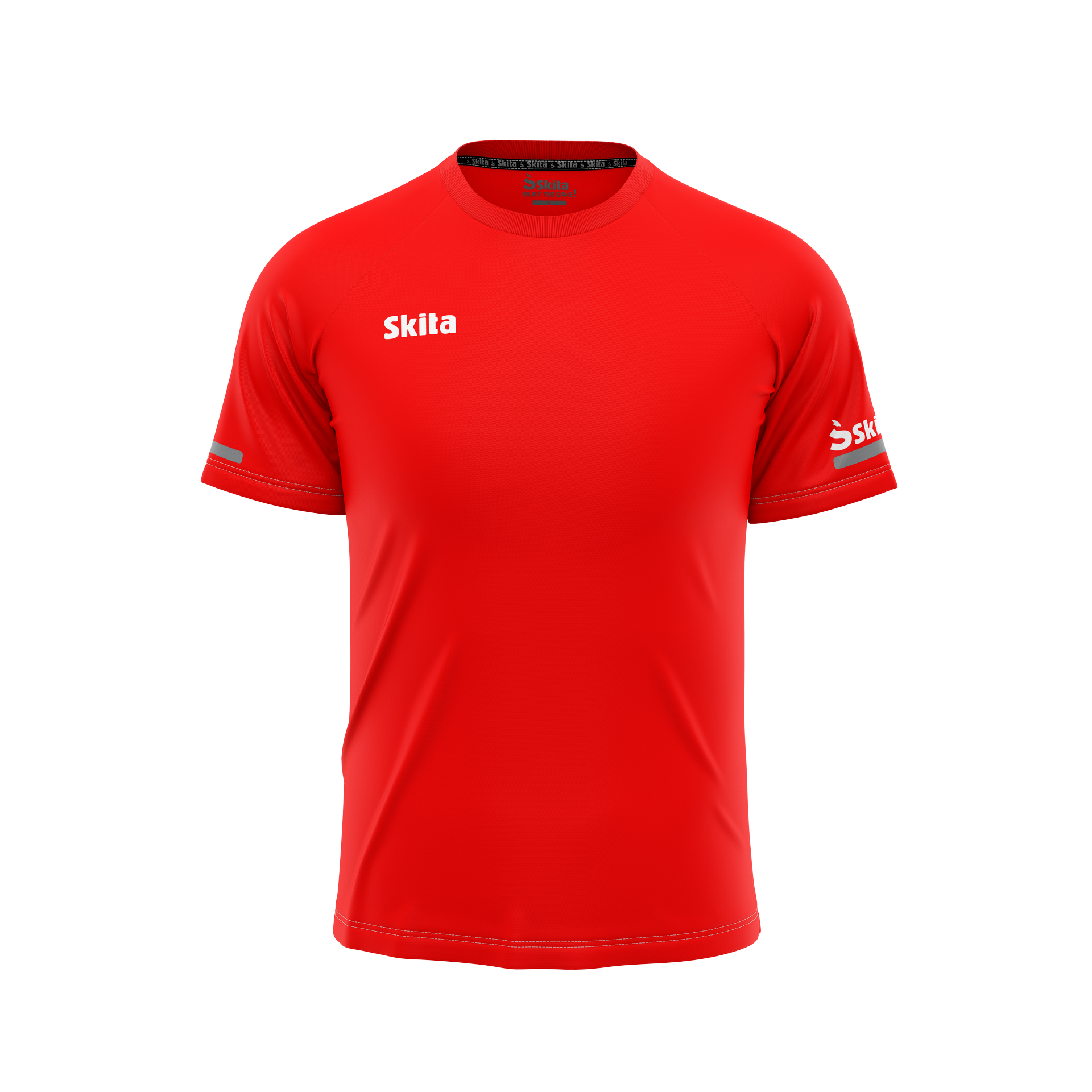 Maillot training LIGA rouge